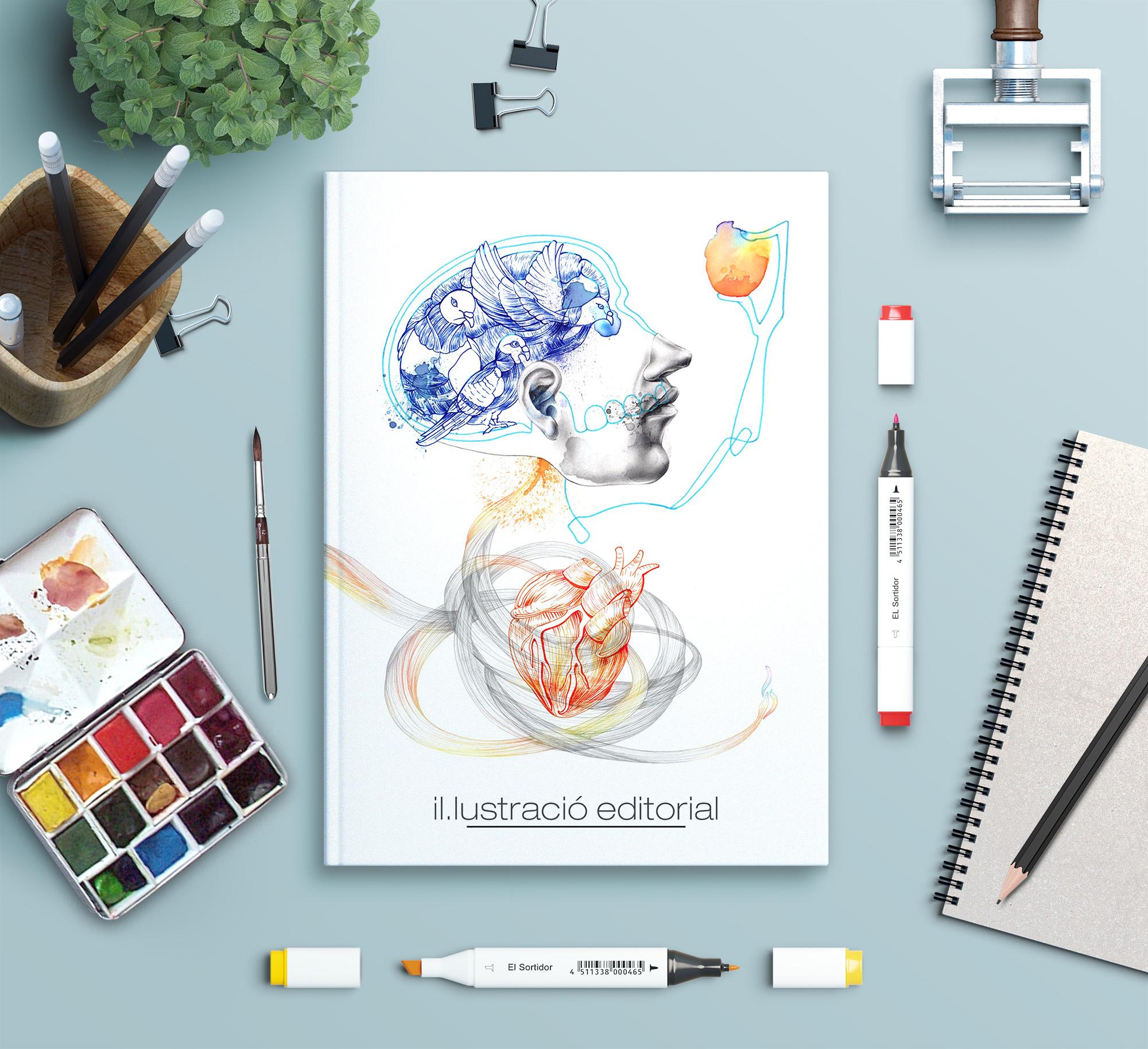 taller de ilustracion El Sortidor Giselle Vitali