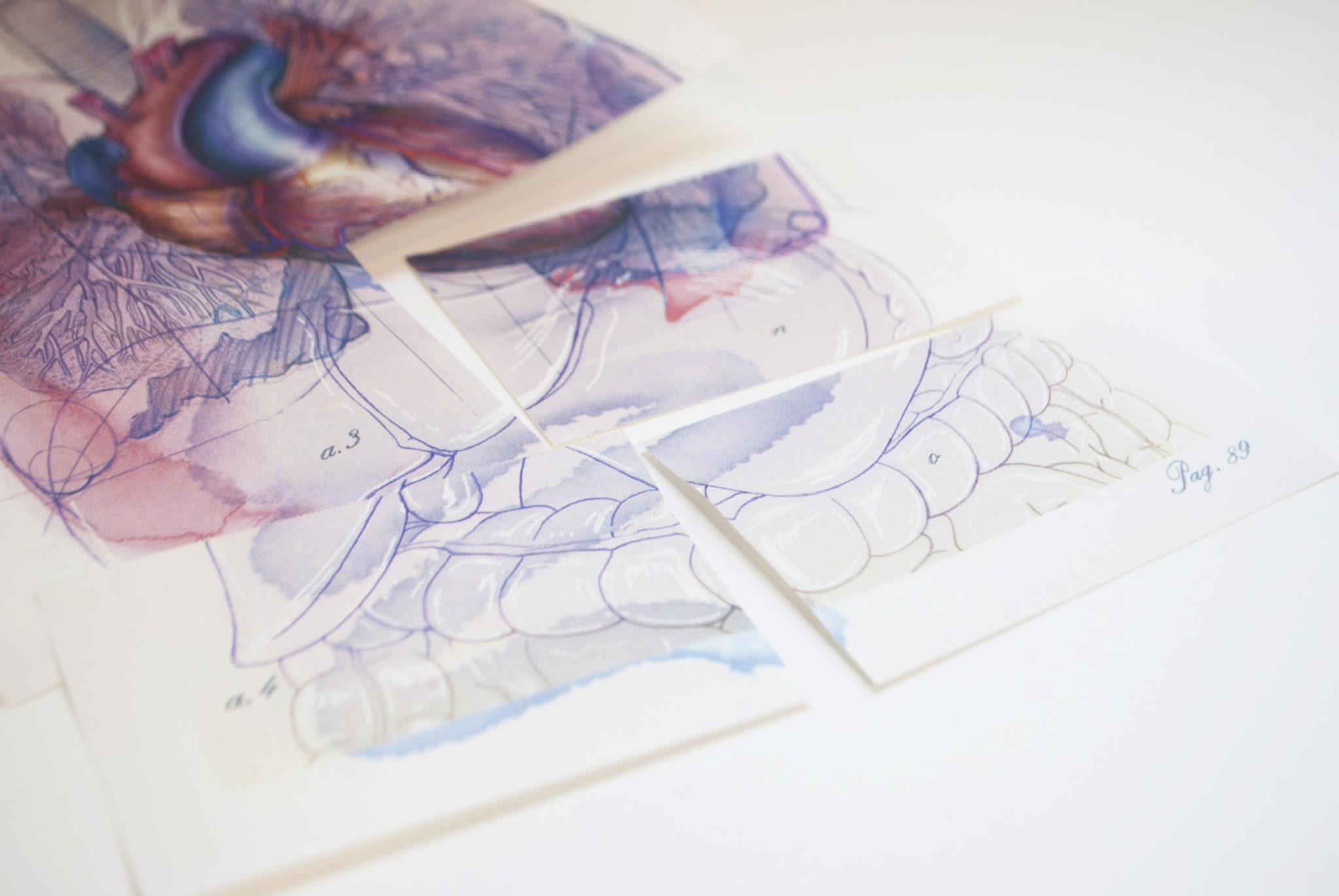 chucherias de arte librino con chapa giselle vitali
