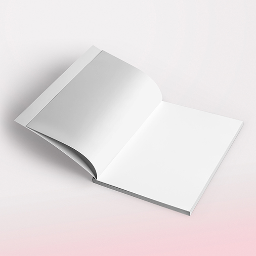 libretas de hojas blancas giselle vitali
