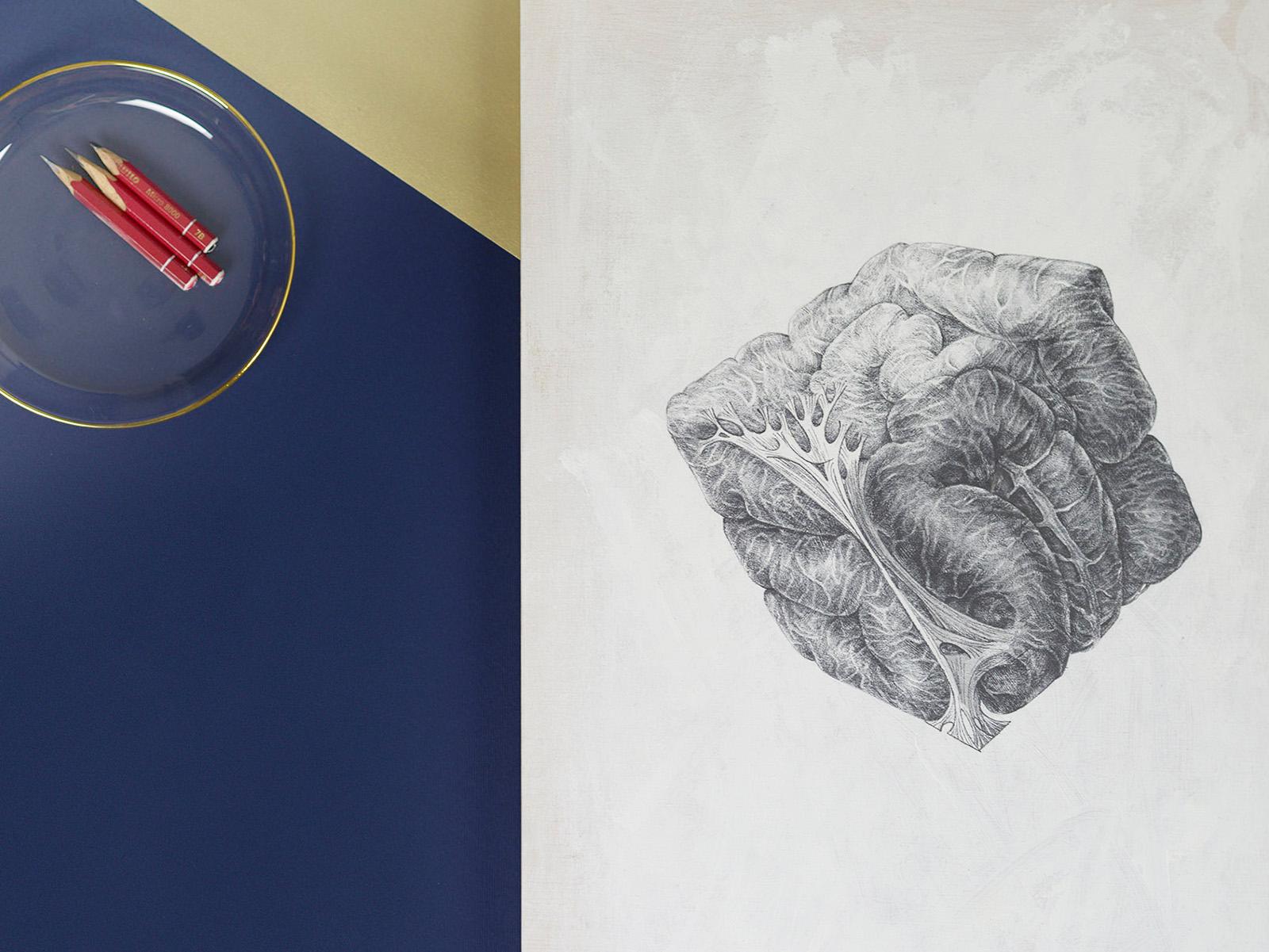 ilustracion y arte hecha por giselle vitali