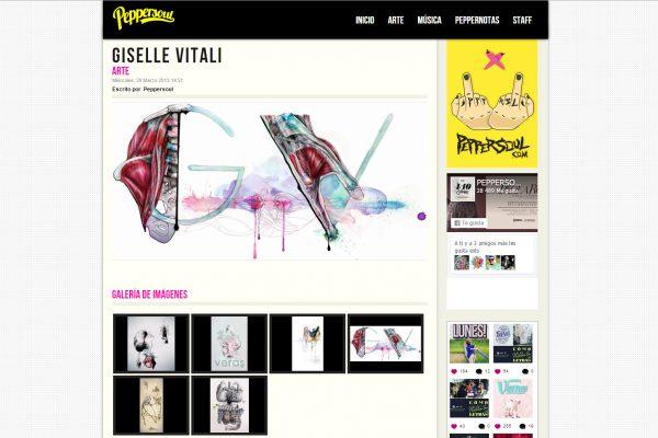 Peppersoul_Giselle VItali