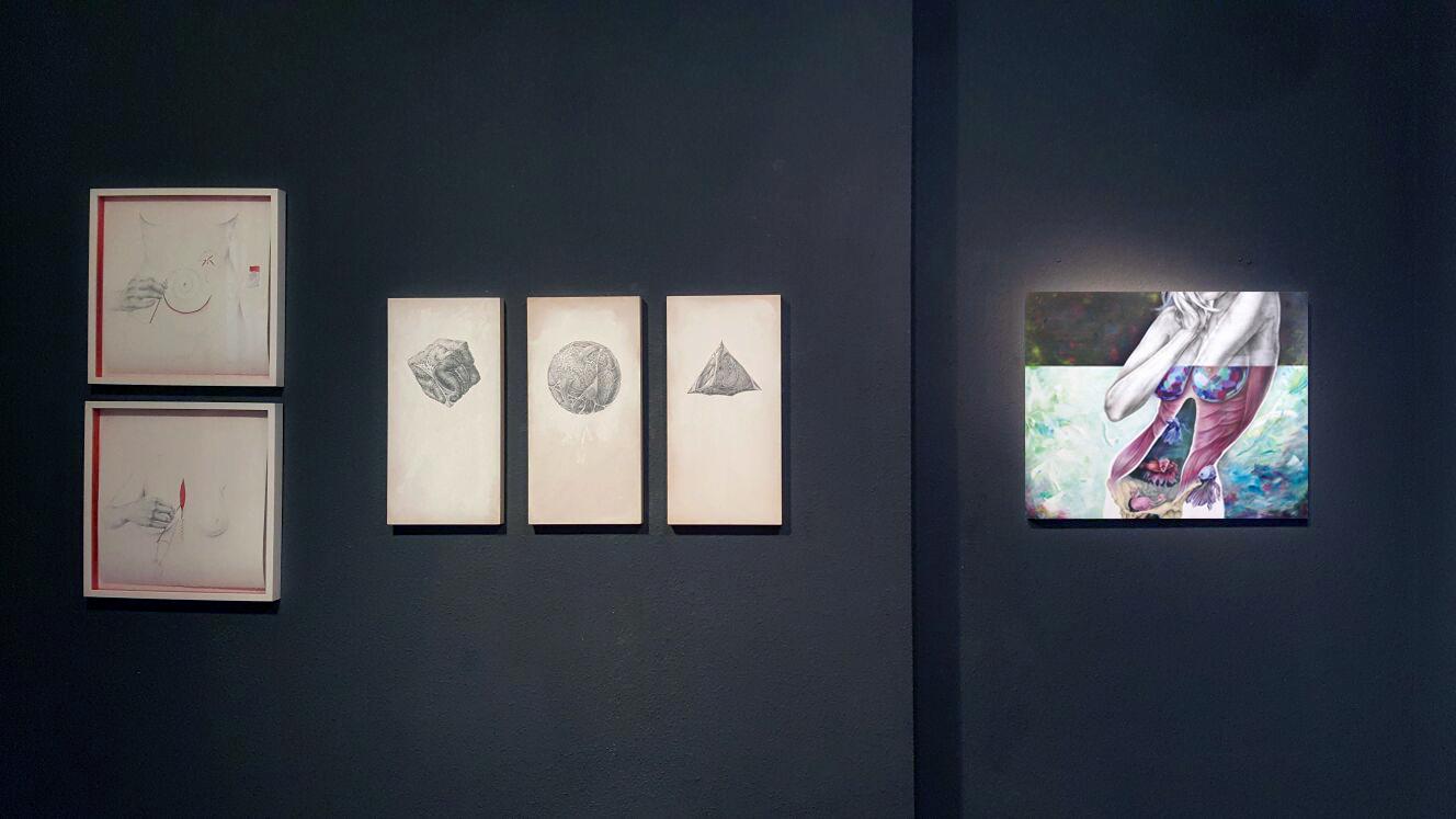 exposicion de arte en madrid giselle vitali