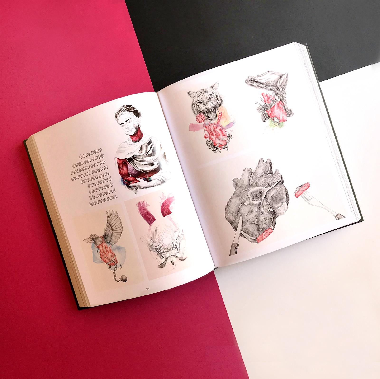 reinas de la ilustracion española editorial norma giselle vitali