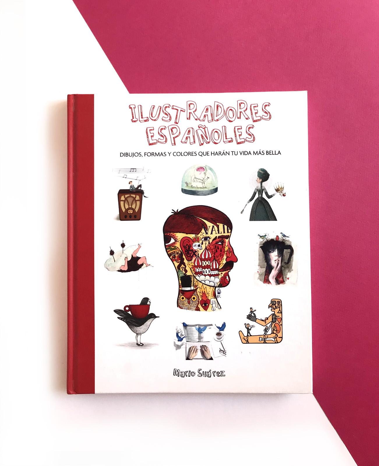 ilustradores españoles giselle vitali